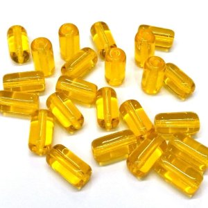 Firma Transparente Amarela - 80020