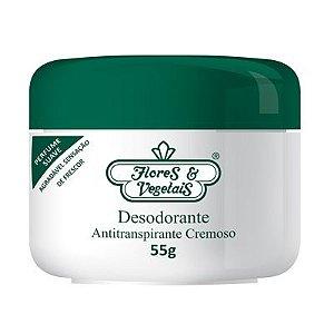 Creme Desodorante Antiperspirante 55G