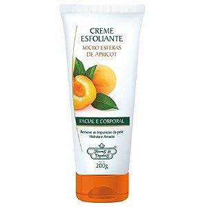 Creme Esfoliante Apricot 220G