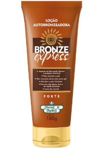 Locao Autobronzeadora Bronze Express 180G