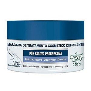 Mascara Tratamento Defrizante Pos Progressiva 250G