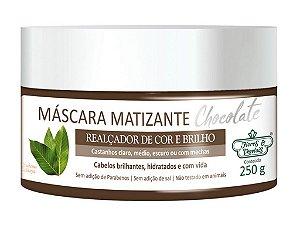 Mascara Tratamento Matizante Chocolate 250G