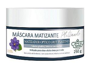 Mascara Tratamento Matizante Platinado 250G