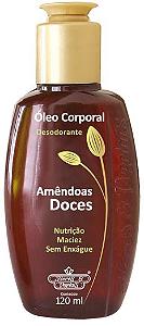 Oleo Corporal Desodorante Amendoas Doces 120ML