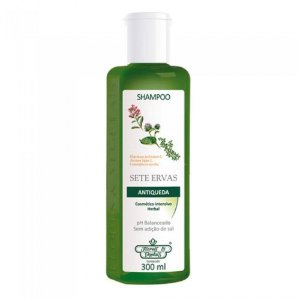 Shampoo Antiqueda Sete Ervas 300ML