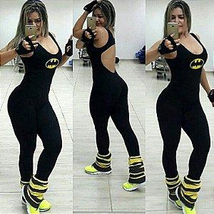 Macacão Preto Batman