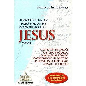 Histórias, E Fatos Parábolas Do Evangelho De Jesus