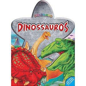Colorindo: Dinossauros