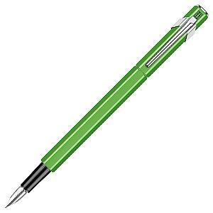 Caneta Tinteiro 849 Caran D'ache Verde 840.230