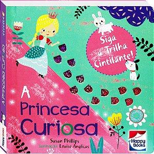 Siga A Trilha Cintilante! A Princesa Curiosa