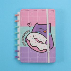 Caderno Inteligente By Bubu Let's Donut A5