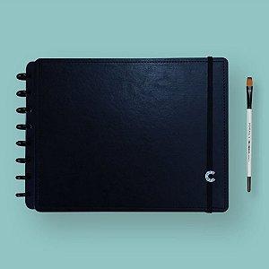 Caderno Inteligente Sketchbook Ci Basic Black A4 140G 30Fls