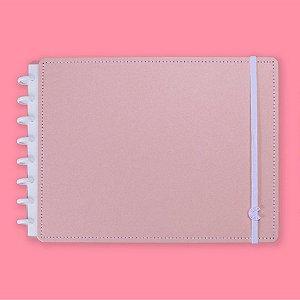 Caderno Inteligente Sketchbook Ci Rose A4 140G