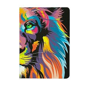 Bíblia Nvt Lg St - Lion Color Letra Grande