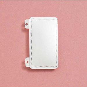Espelho Caderno Inteligente - Tamanho Único