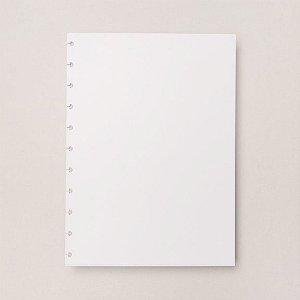 Refil Liso A5 30Fls 120G Caderno Inteligente
