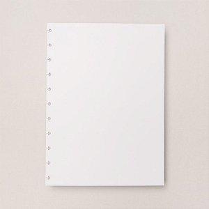 Refil Papel Fotográfico A5 10Fls 180G Caderno Inteligente
