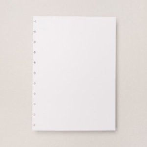Refil Papel Fotográfico Grande 10Fls 180G Caderno Inteligente
