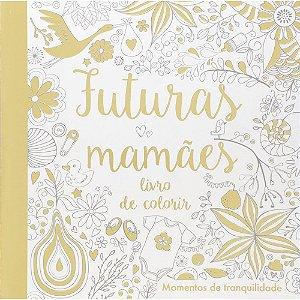 Futuras Mamães Livro De Colorir