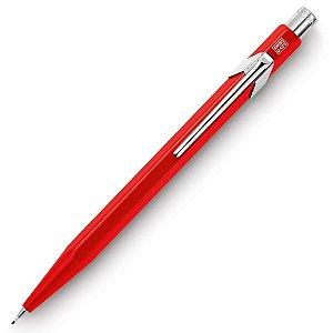 Lapiseira 0,7mm Caran D'Ache Classic Vermelha
