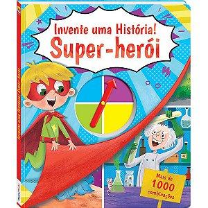 Invente Uma História! Super-Herói