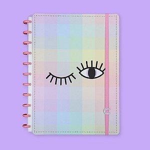 Caderno Inteligente Eyeconic Grande