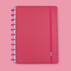Caderno Inteligente All Pink Grande