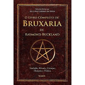 Livro Completo De Bruxaria De Raymond Buckland (O)