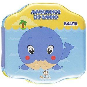 Amiguinhos Do Banho: Baleia