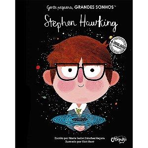Gente Pequena, Grandes Sonhos: Stephen Hawking