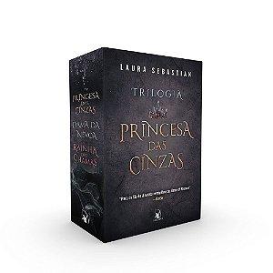 Box - Trilogia Princesa Das Cinzas