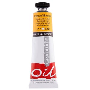 Tinta Óleo Graduate 620 Cadmium Yellow Hue 38ml Daler Rowney