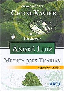 Meditações Diárias-André Luiz (MP3)