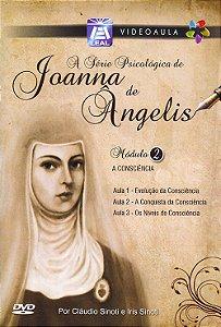 Dvd-Joanna de Ângelis Mod.2