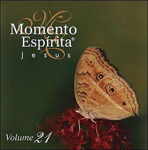 Cd-Momento Espírita Vol 21