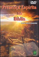 Dvd-Presença Espírita Na Bíblia
