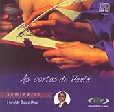 CD-Cartas de Paulo (As)