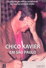 DVD-Chico Xavier Em São Paulo