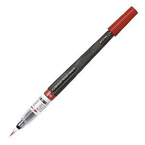 Caneta Pincel Color Brush Vermelho GFL-102X