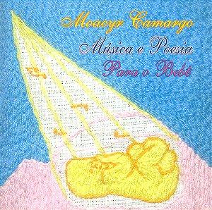 CD-Música e Poesia Para Bebê