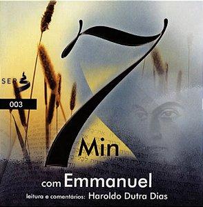 CD-7 Minutos Com Emmanuel Vol3