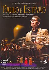DVD-Seminário Litero-Musical Paulo e Estevão (Duplo)