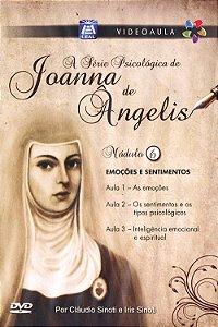 DVD-Joanna de Ângelis Mod.6