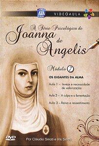 DVD-Joanna de Ângelis Mod.7