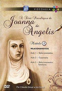DVD-Joanna de Ângelis Mod.8