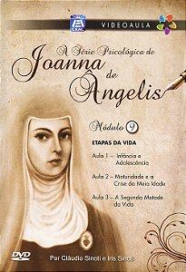 DVD-Joanna de Ângelis Mod.9