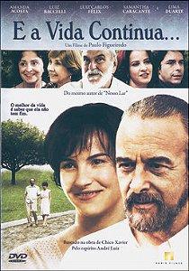 DVD- E a Vida Continua...