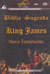 Bíblia Sagrada - Novo Testamento King James (MP3)