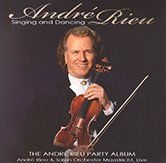 CD-André Rieu-Singing And Dancing