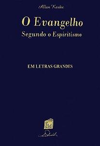 Evangelho Segundo o Espiritismo (O) (Gr.Capa Dura Azul)